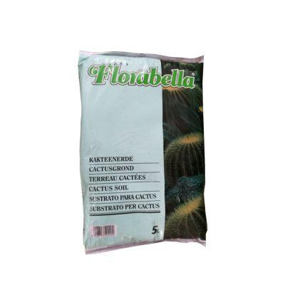 florabella zemlja za kakteje 5l