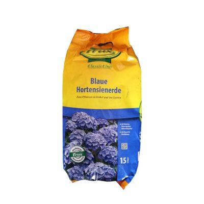 zemlja za hortenzije modra 15l