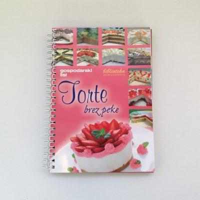 knjiga torte brez peke