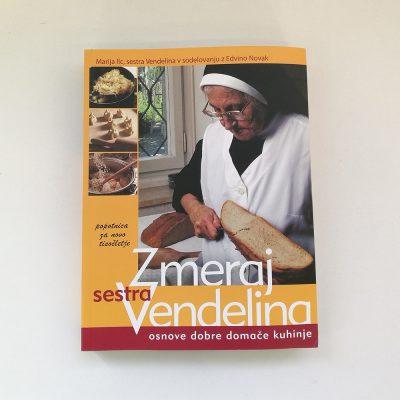 knjiga zmeraj vandelina