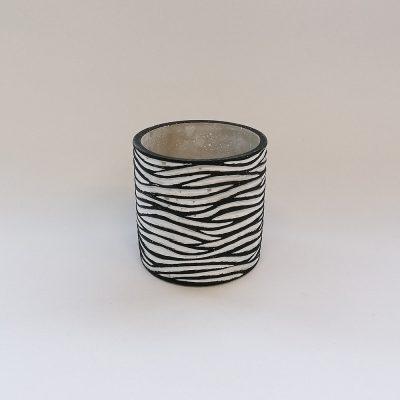lonec betonski zebra 12x12 1