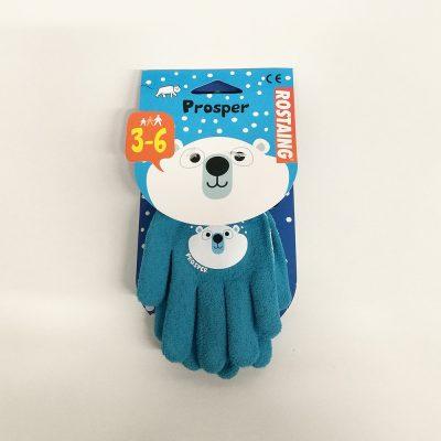 otroske delovne rokavice 3 do 6 let